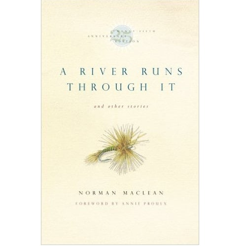 river runs through it book norman maclean