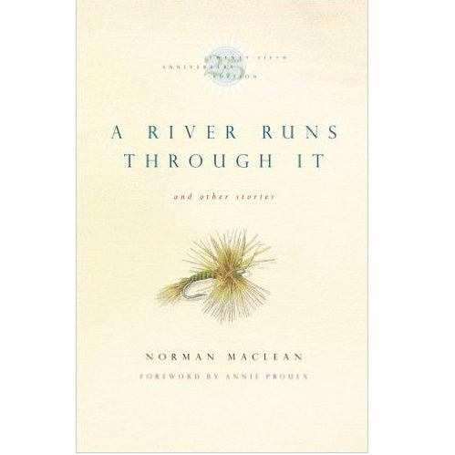 river runs through it book norman maclean