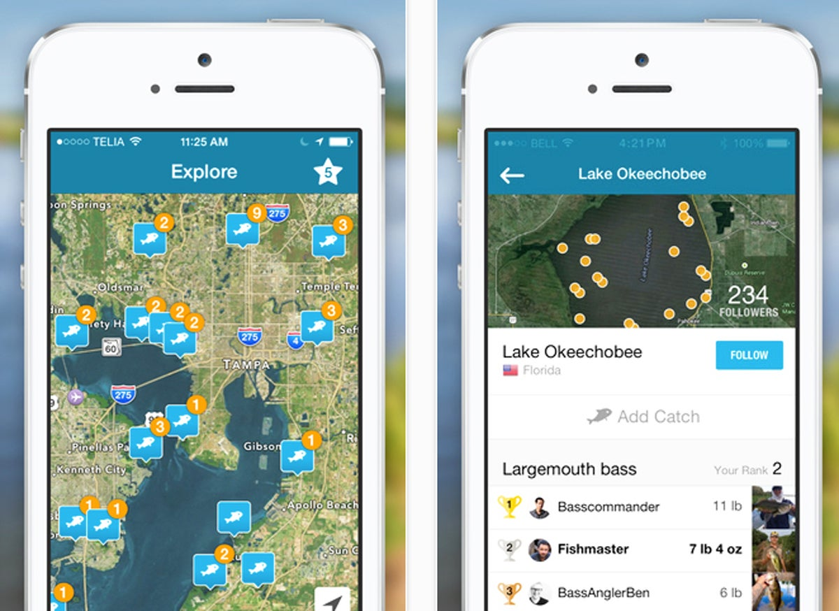 Fishing App Hopes to Advance Endangered Species Research Efforts