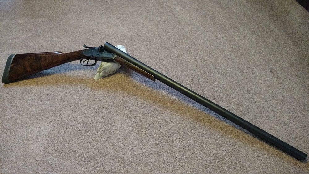 tobias model 70 shotgun