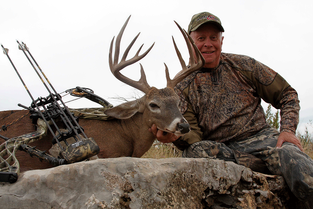 Veteran Bowhunter Takes His 43rd Pope and Young Buck