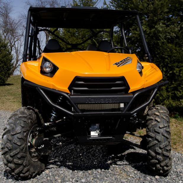 ATV Review: Kawasaki Teryx4 750 4X4 EPS LE