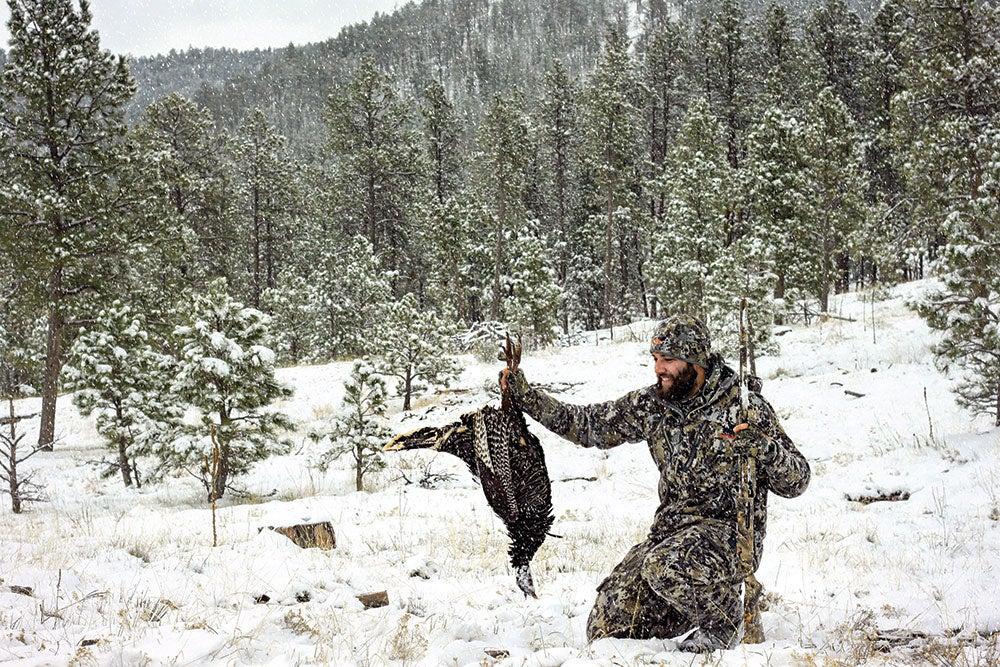 spencer neuharth hunting bearded hen