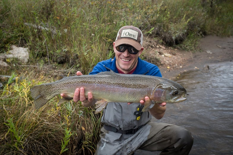 A Few Thoughts on Giant Stocked Trout
