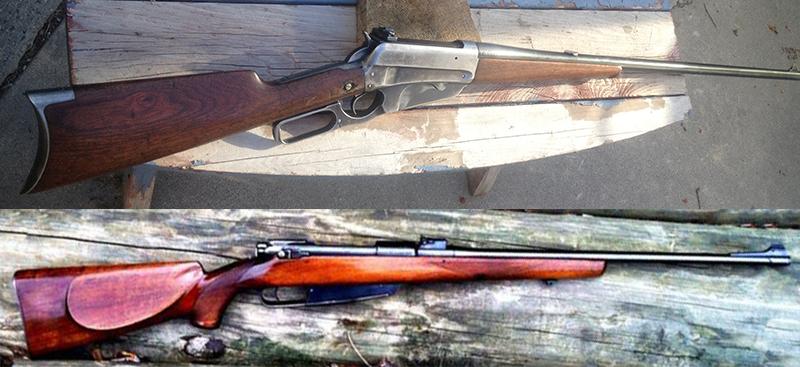Gunfight Friday: Old-School Deer Rifles