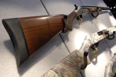 SHOT Show, 2008, Las Vegas, guns, hunting, gear, shotguns, shooting, new products, NSSF