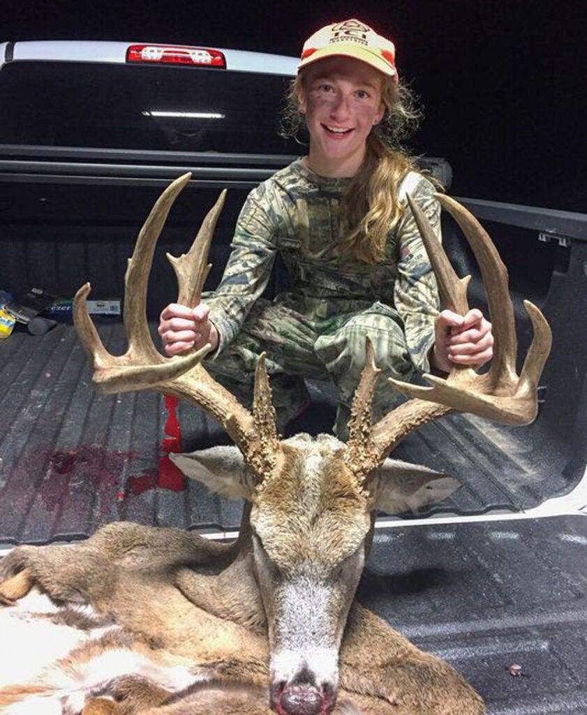 B&C Missouri buck