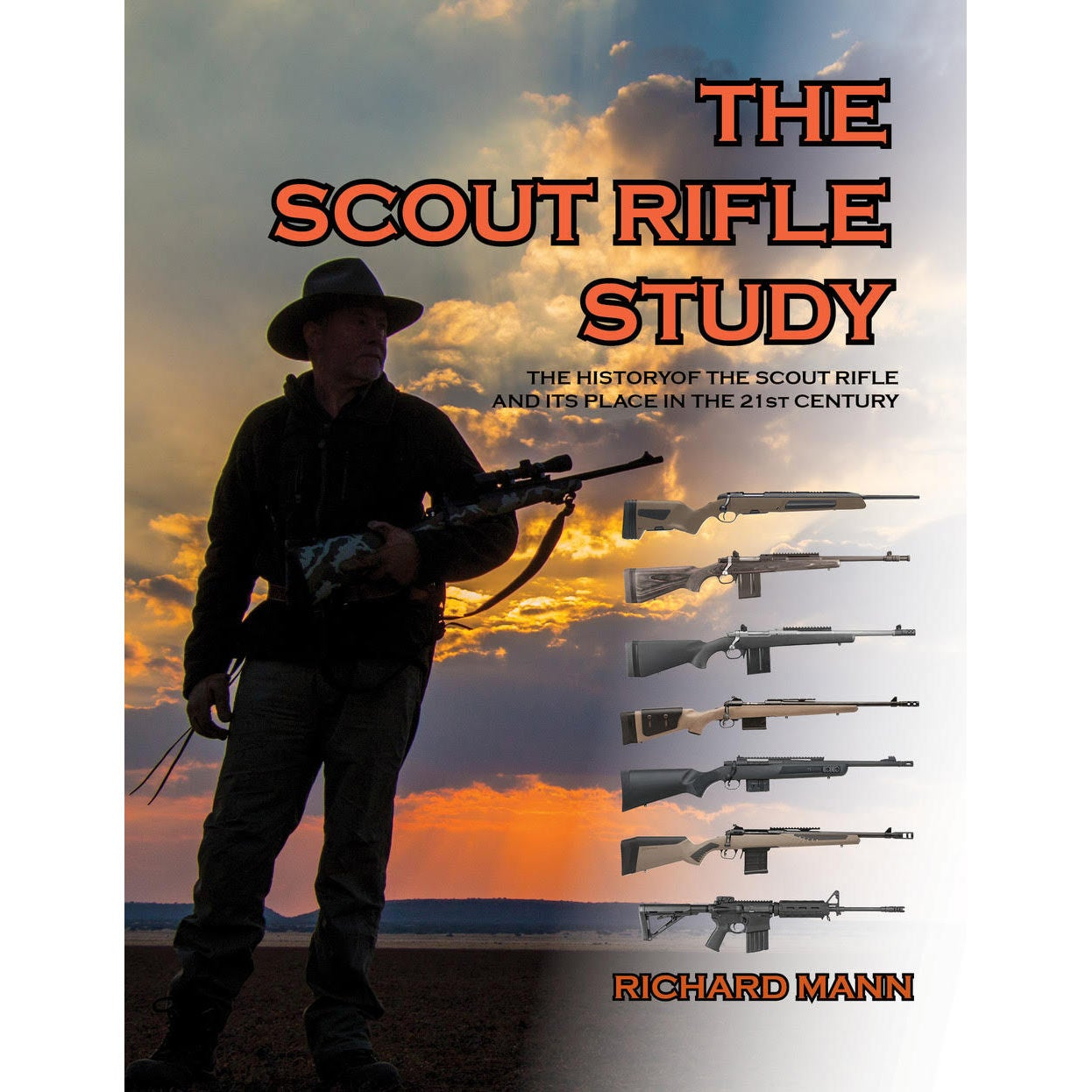 the scout rifle study by richard mann