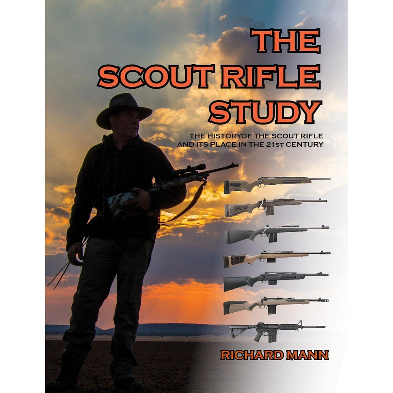 the scout rifle study by richard mann