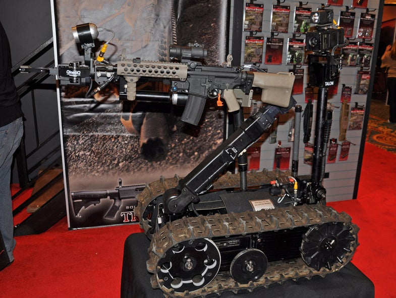 The Tactical Side of Things From SHOT Show 2011