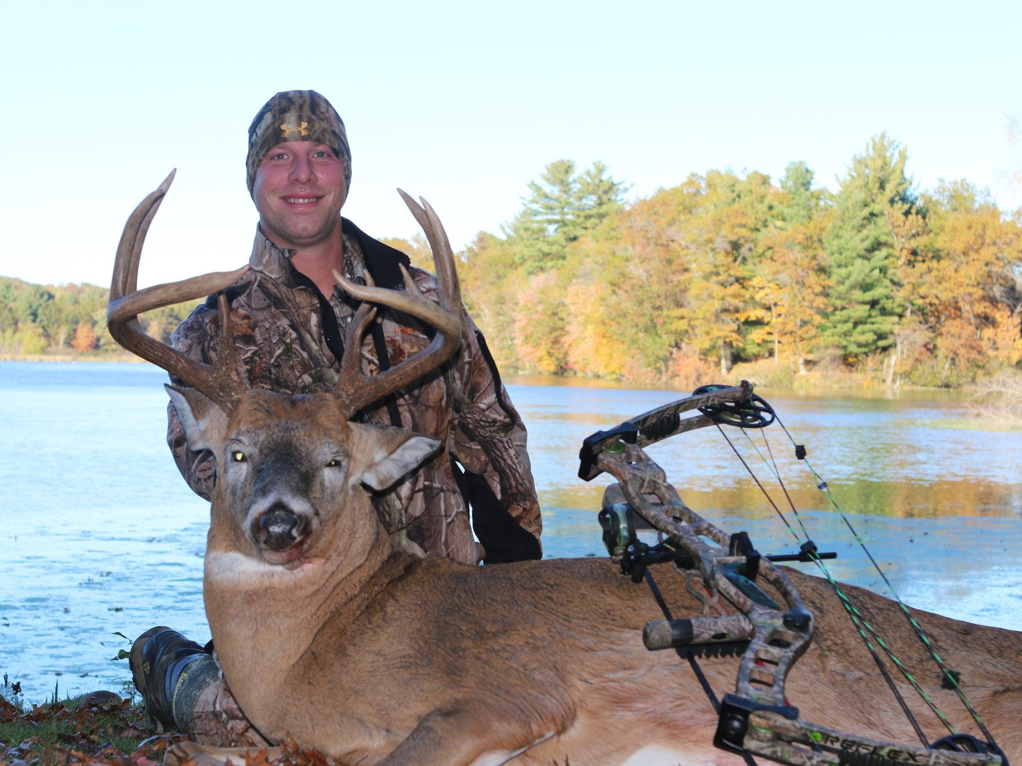 deer hunting, rut reporters,