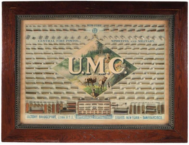 cartridge board, umc, live auctioneers