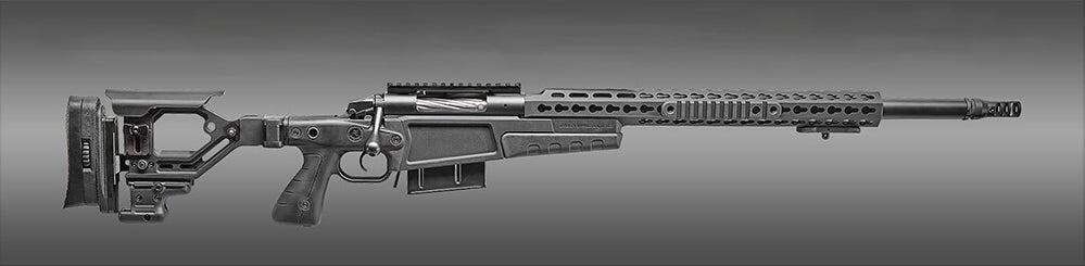 Bergara Heavy Tactical Rifle
