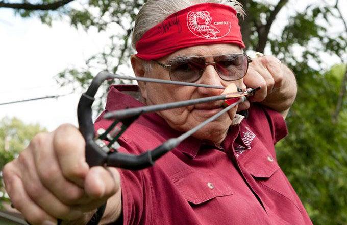 Sling Bow Maker Sues Illinois DNR