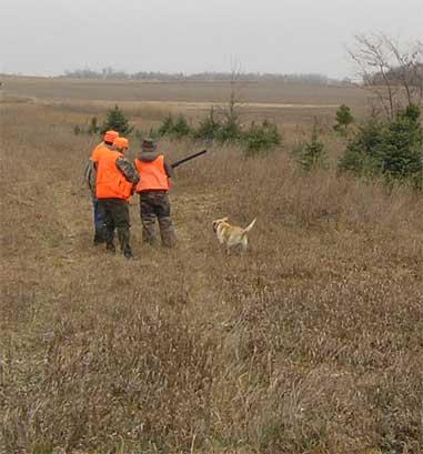 South Dakota's vast pheasant country and hunters