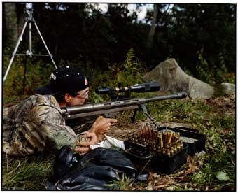 Big Guns for Hunting