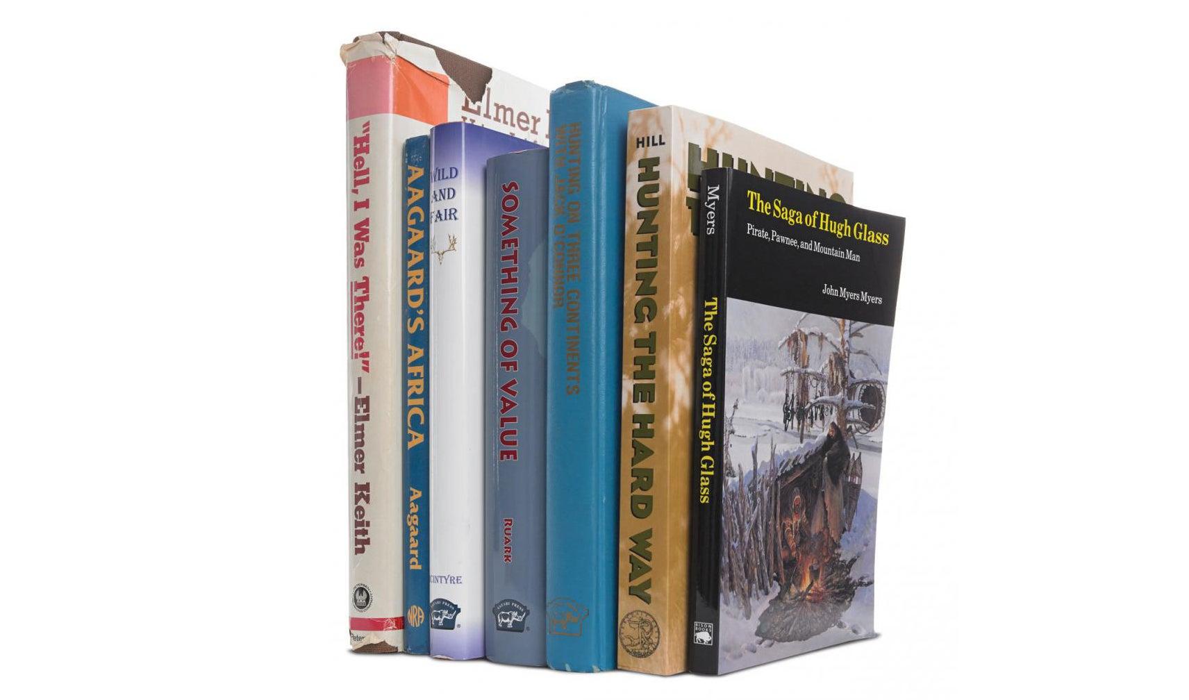 hunting books,