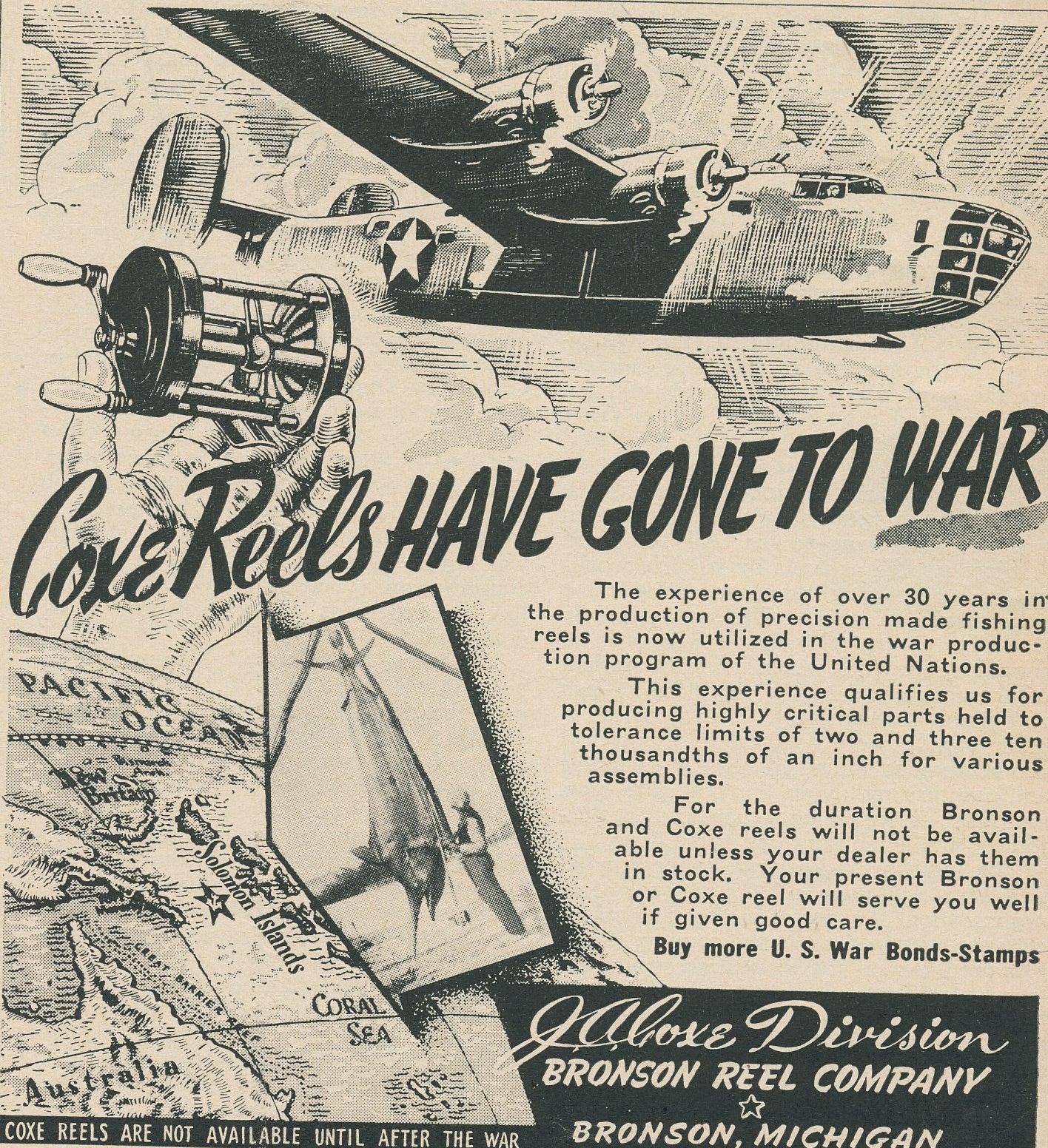 World War II Ads
