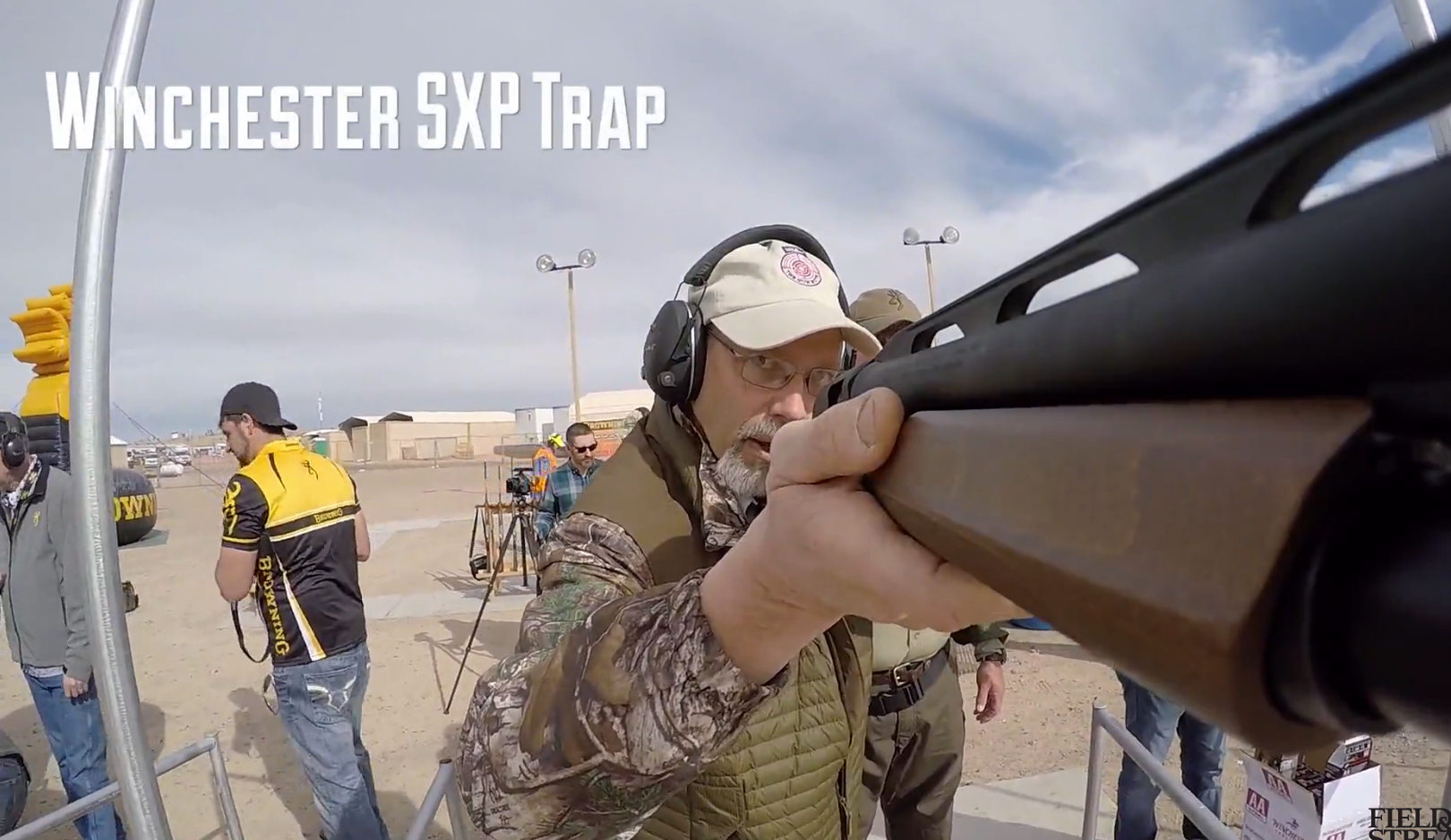 New Pump Shotgun: Winchester SXP Trap