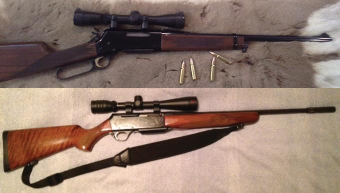Gunfight: BAR vs BLR