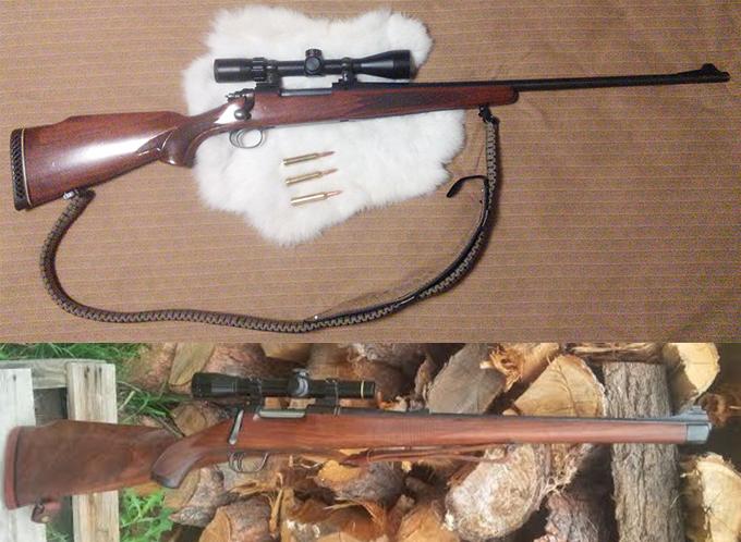 Gunfight Friday: Pronghorn Rifles