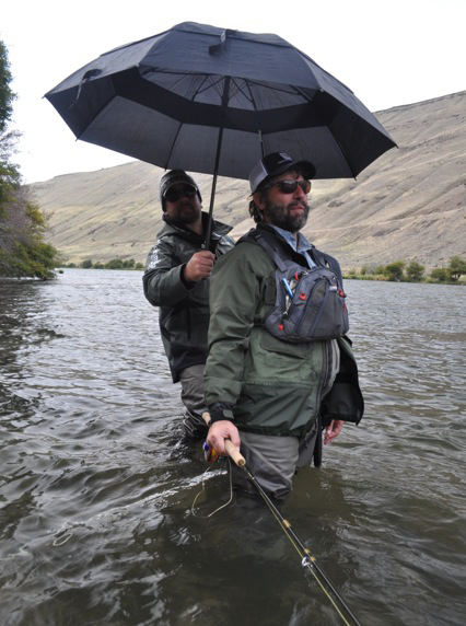 Caption Contest: Write the Best, Win the Little Red Book of Fly Fishing