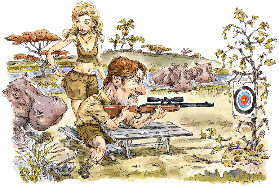 Rifles: How to Deal With Missing