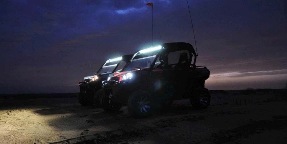 The Benefits of Adding LED Headlights to Your ATV or UTV