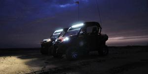 The Benefits of Adding LED Headlights to Your ATV or UTV