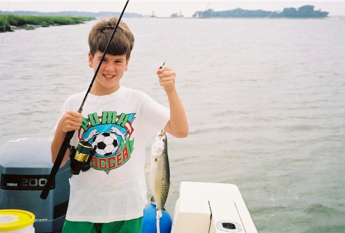 Your Kids Could Be Featured in Field & Stream!