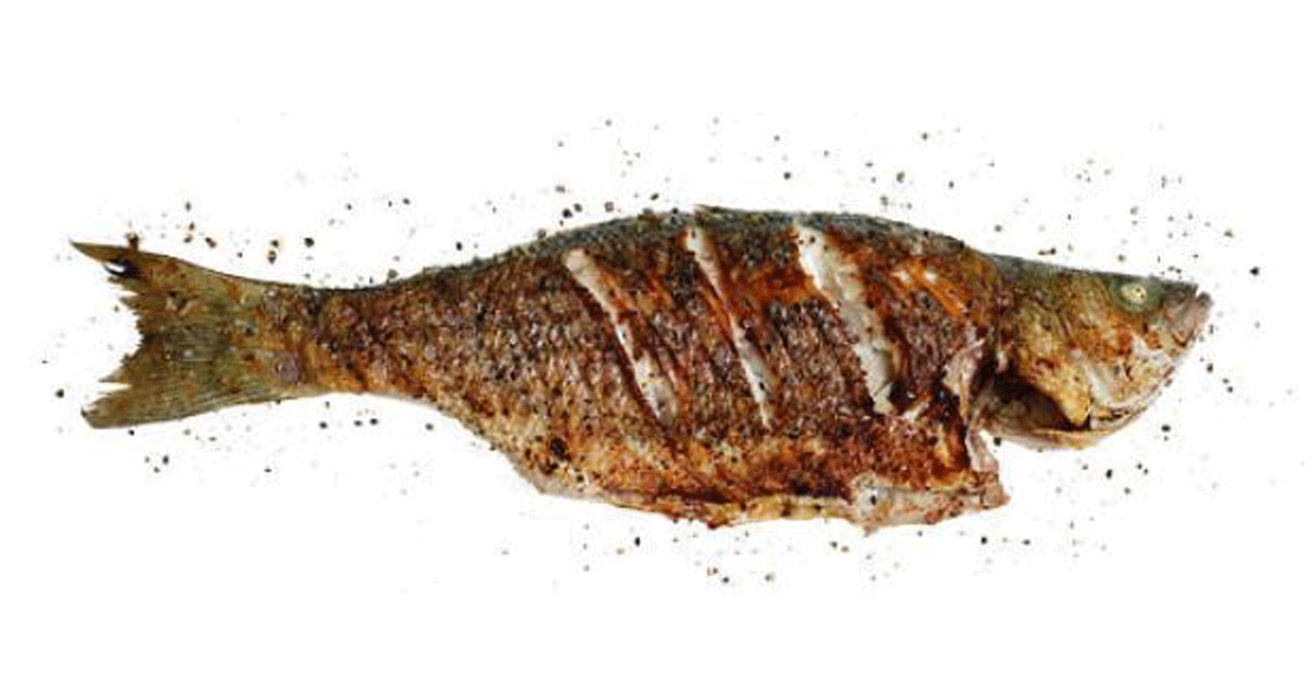 Fish Recipe: Grill a Whole Fish. Perfectly. Every Time.