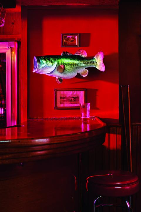 Lean on Red for Wall-Worthy Largemouth Bass