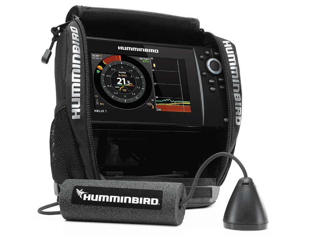 Humminbird ICE HELIX 7 CHIRP GPS 2 Fishfinder