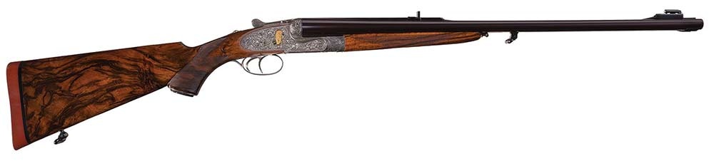 holland and holland double rifle