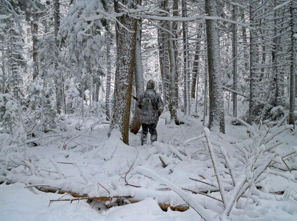 httpswww.fieldandstream.comsitesfieldandstream.comfilesimport2014importImage2011photo38356Slide_16_-_Hunter_in_snowy_woods.JPG