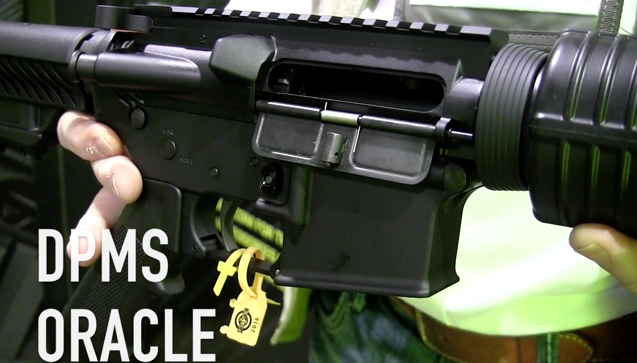 Video: DPMS Oracle