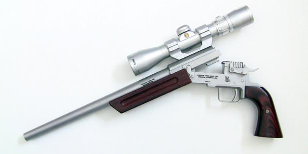 Freedom Arms Model 2008