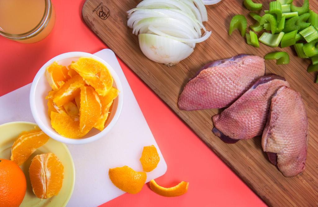 duck recipes, french recipes, easy duck recipes