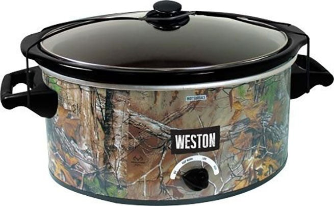 Weston Realtree Slow-Cooker