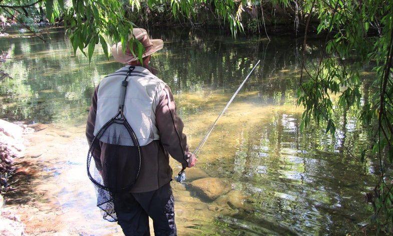 Fly-Fishing Tip: Consider Shadows and Sun