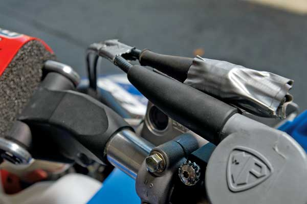 Carry a Spare Throttle Cable When Riding Your ATV