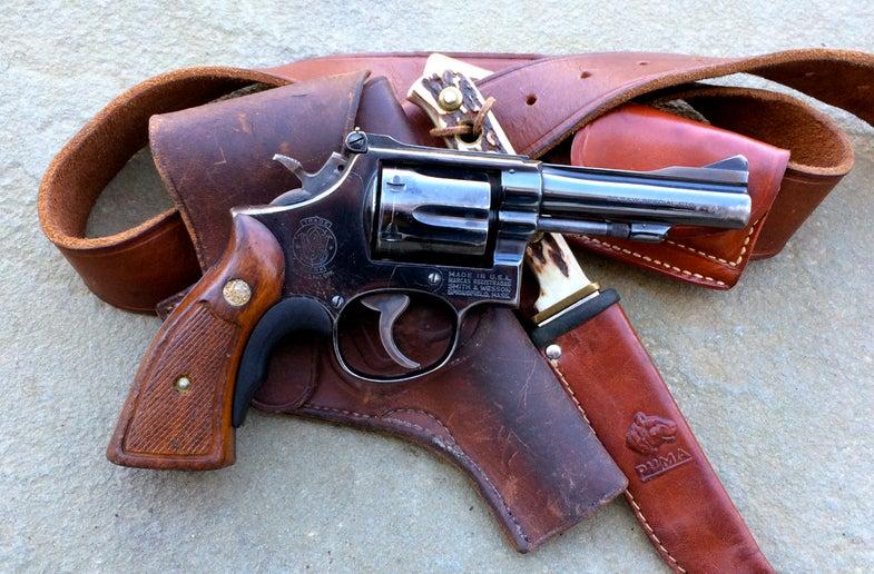 Gunfight Friday: .38 Revolver Duel