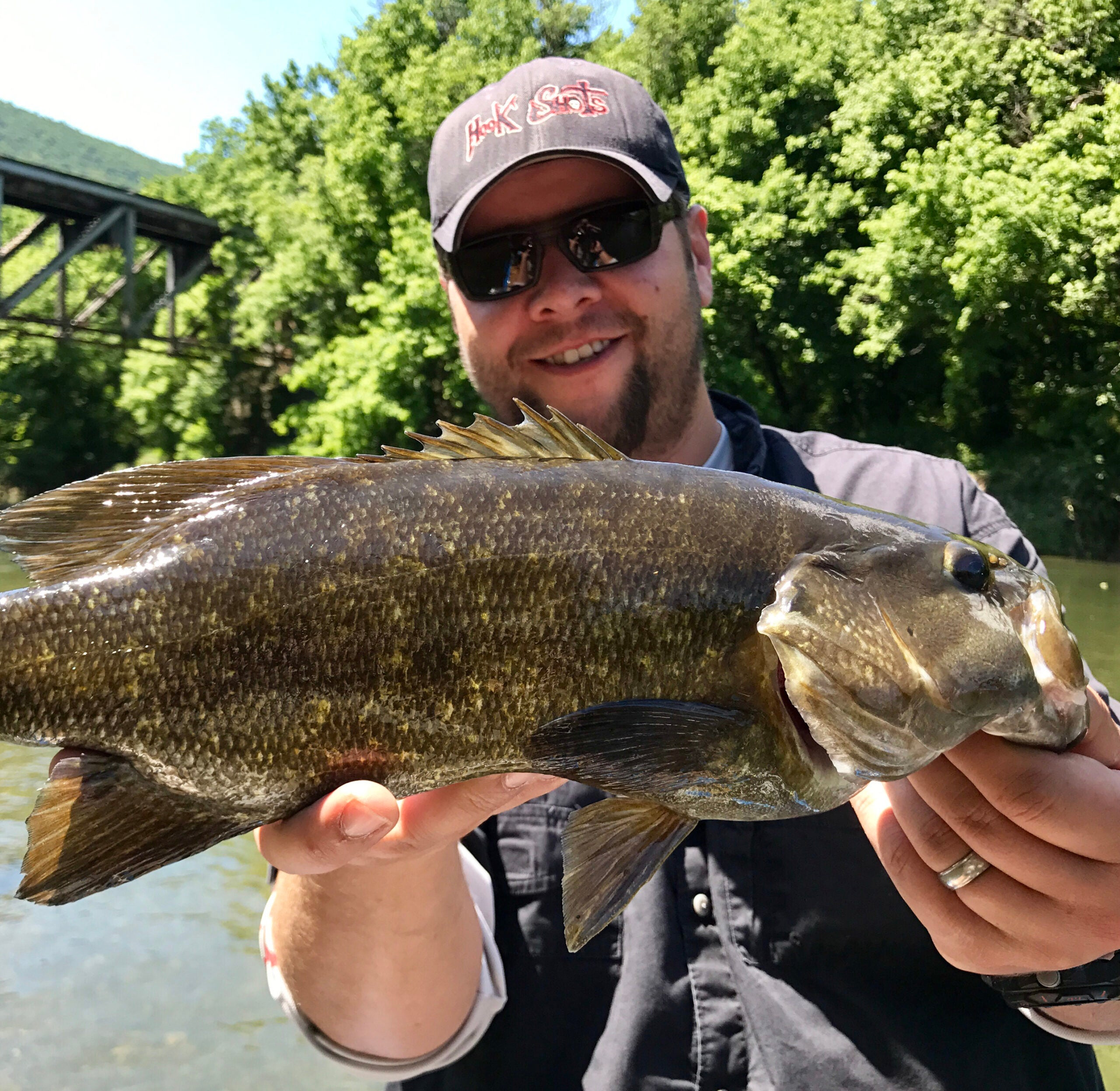 Hook Shots: Shenandoah Smallmouth Assault