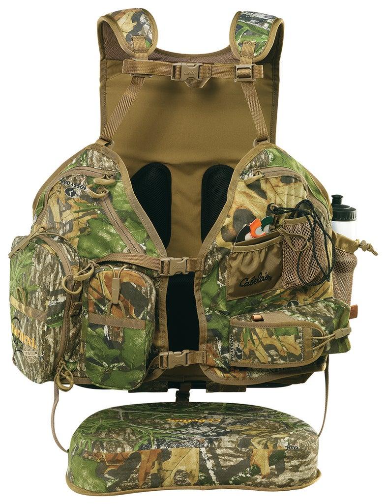 Turkey Hunting, Gear, Turkey Vest, Dave Hurteau