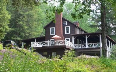 cabin at graystones preserve