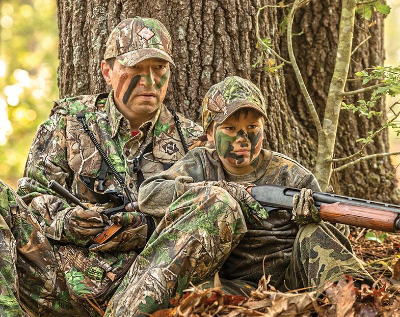 youth turkey hunting tips,