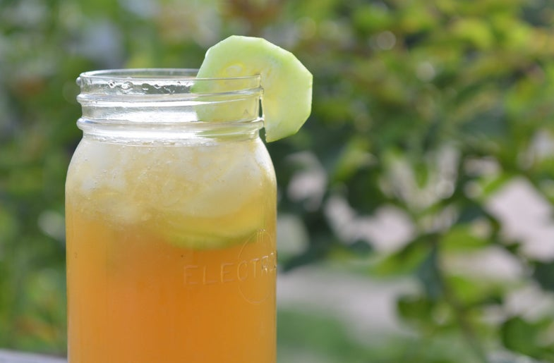 Friday Happy Hour: The Porch Swing