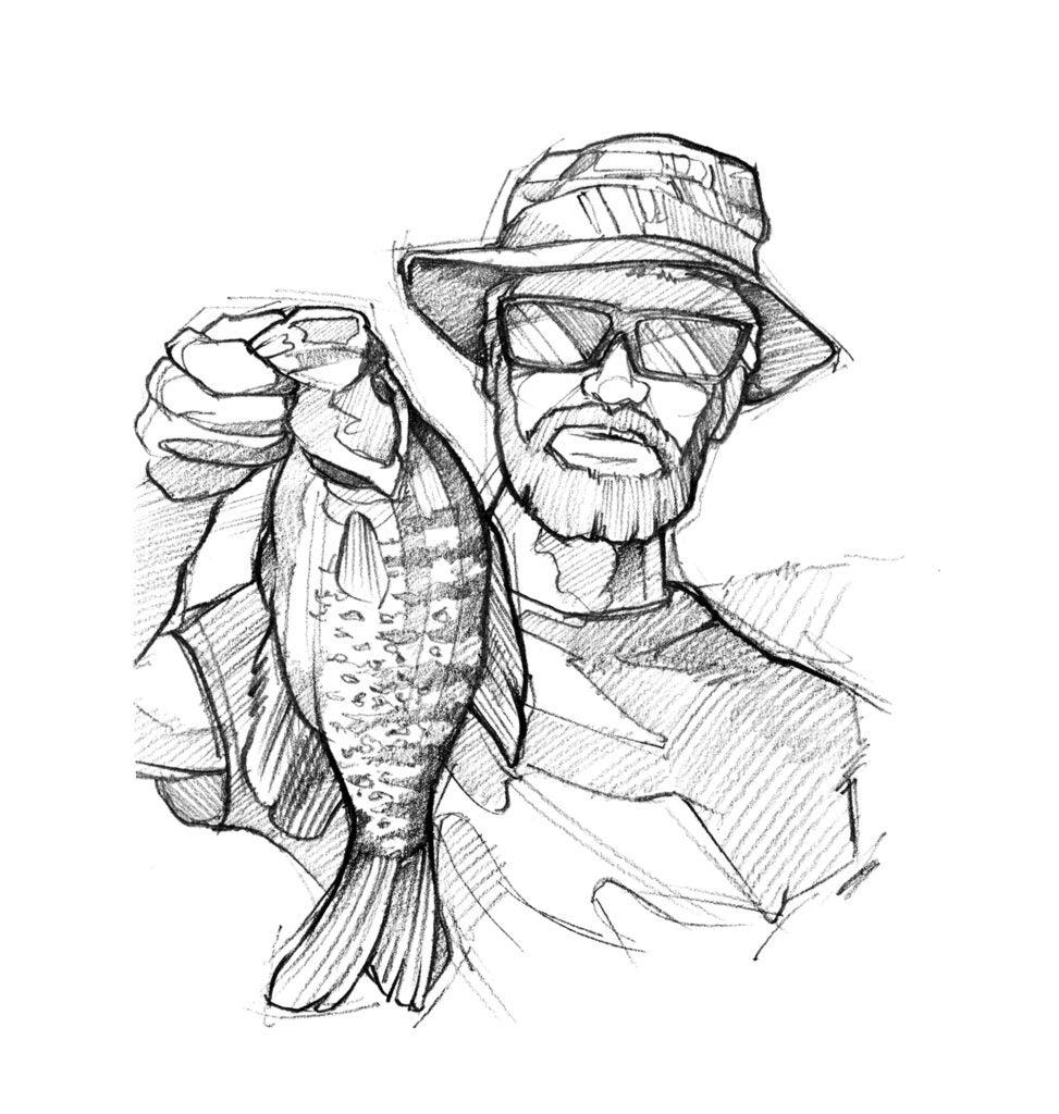 fall crappie fishing