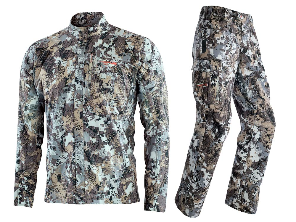 Sitka ESW shirt and pants