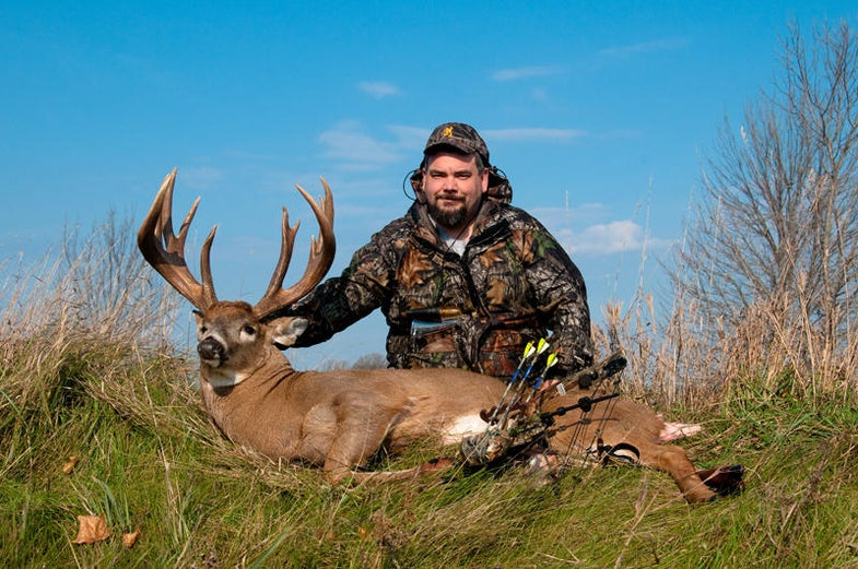 Sheboygan Falls, Wisconsin Buck Could Be New World Record Typical Whitetail